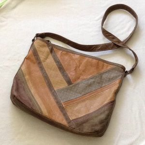 ↓ Great American Leather Works Purse Shoulder Bag